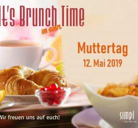 It's Frühstücks-Brunch Time – Muttertags-Special
