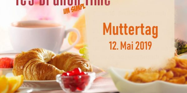It's Frühstücks-Brunch Time – Muttertags-Special